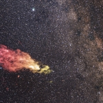 Hubble Sees Monstrous Cloud Boomerang Back to our Galaxy