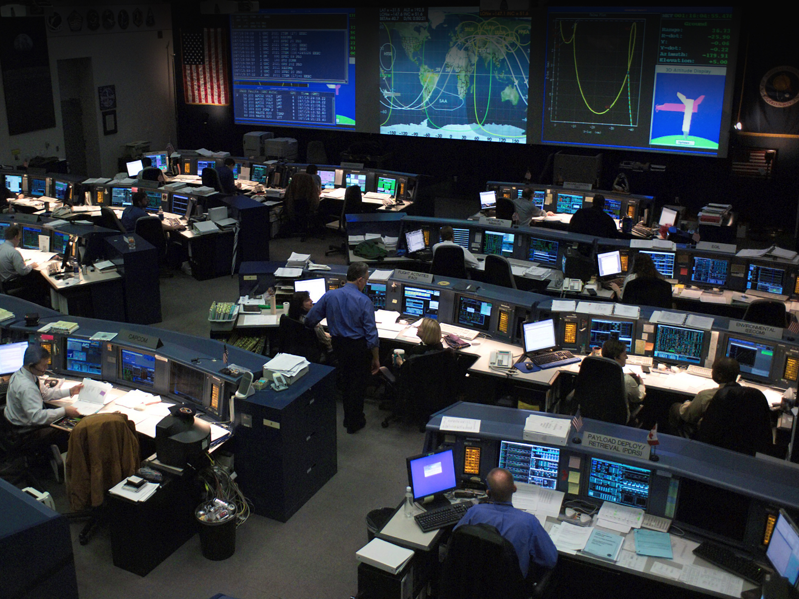 Space Center Houston | New Mission Control