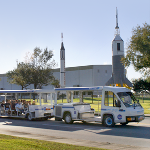 Nasa Tram Tour Price