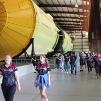 Tour of Saturn V
