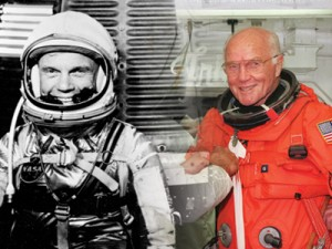 VIDEO: Thought Leader Series - STS-95: John Glenn's Second Spaceflight