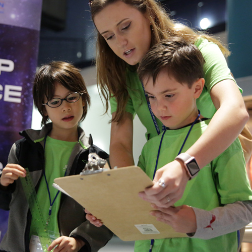 Day Camps - Space Exploration