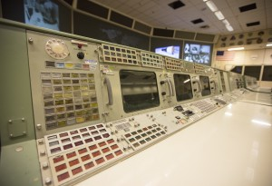 Current state of Historic Mission Control