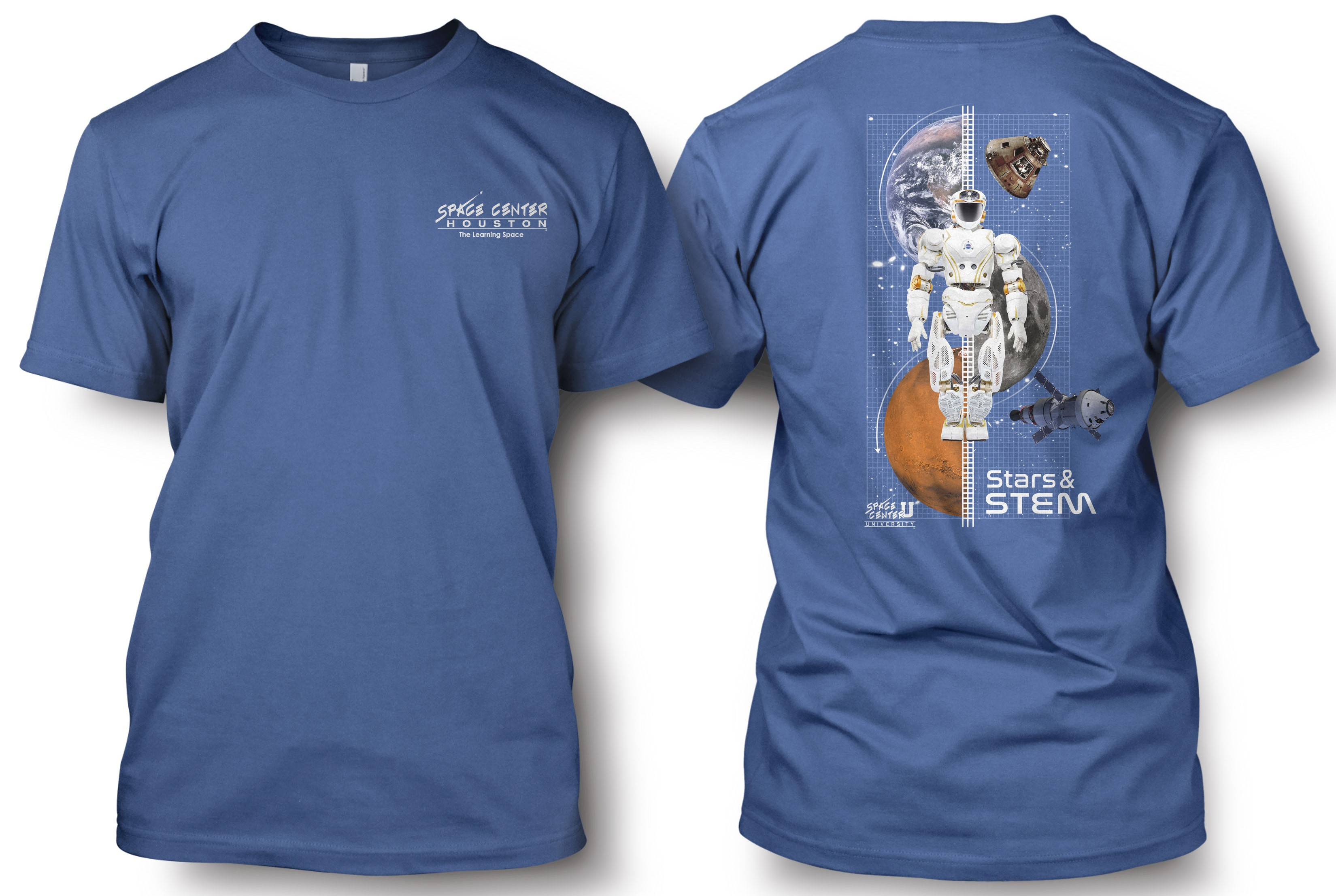 Space Center Houston T Shirts