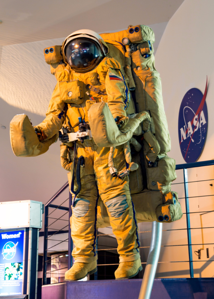 Space Center Houston The Orlan Suit
