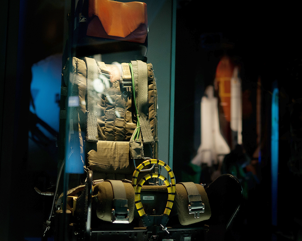 space shuttle columbia ejection seats - photo #22