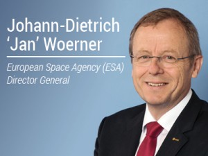 VIDEO: Thought Leader Series - ESA Director General Johann Woerner