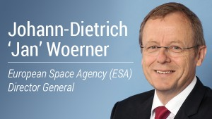Head of European Space Agency to Speak at Space Center Houston