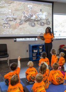 Hands-on Immersive STEM Learning is Focus of Space Center Houston's Summer Day Camps