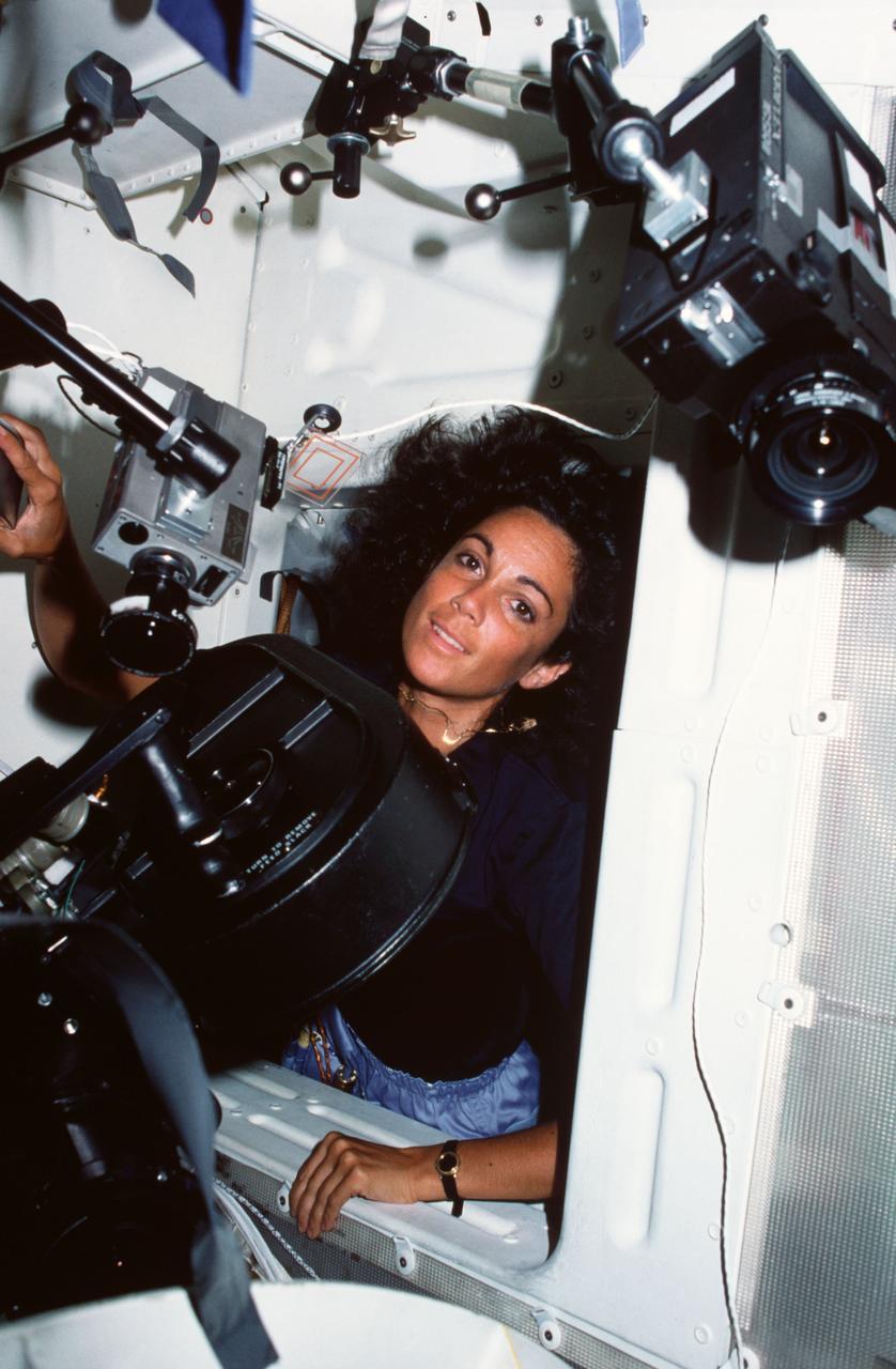Astronaut Judith Resnik