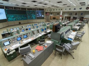 Video: Apollo Mission Control Center now touring