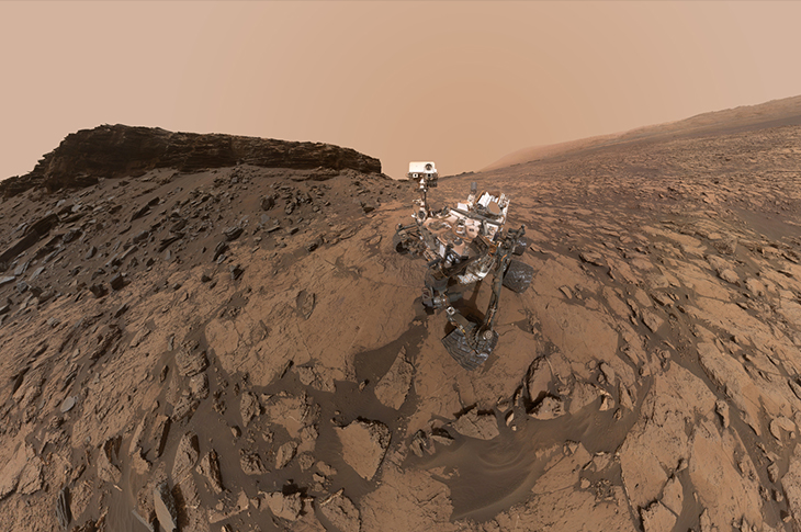 On anniversary, Curiosity rover still exploring Mars