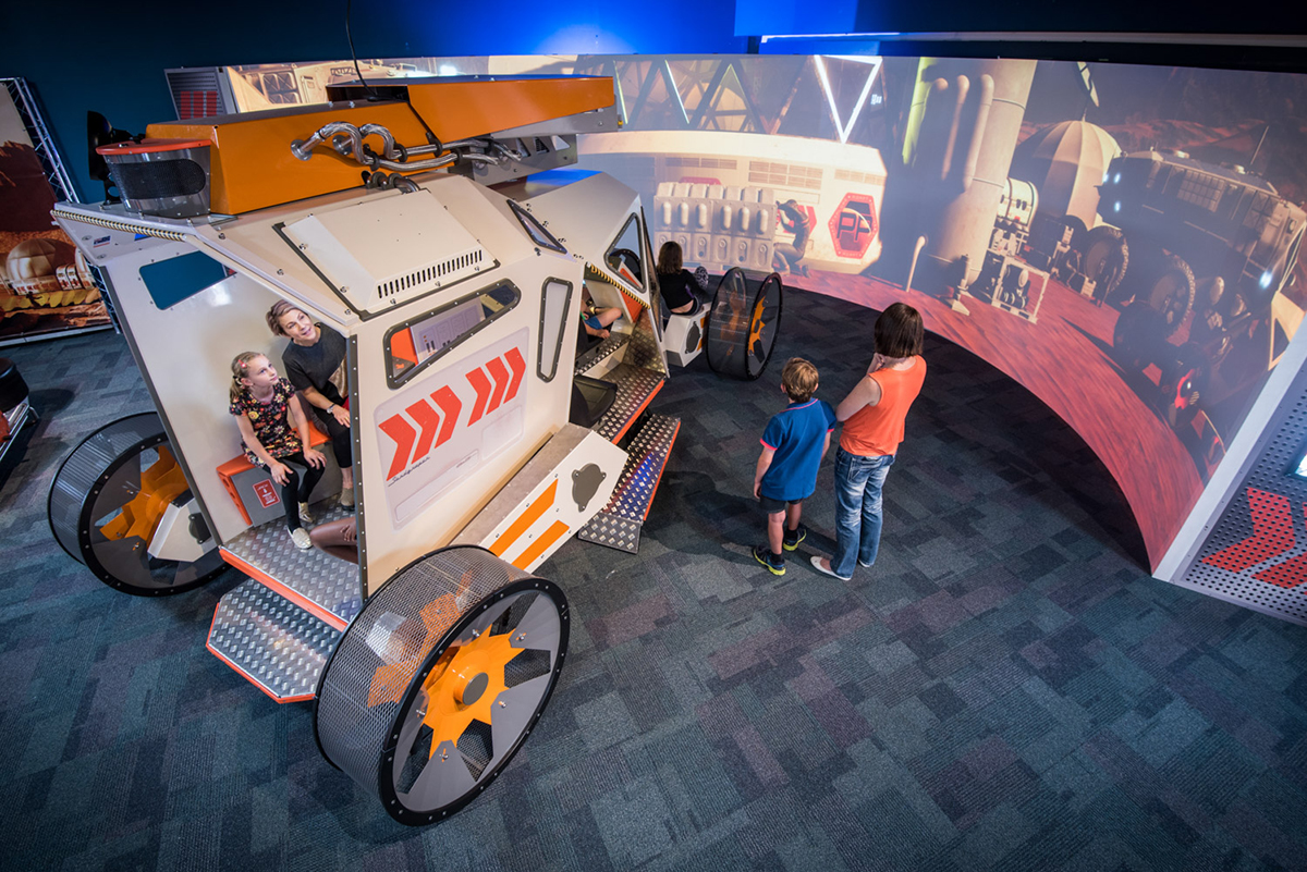 Guest Post: Exhibits Team on Planet Pioneers
