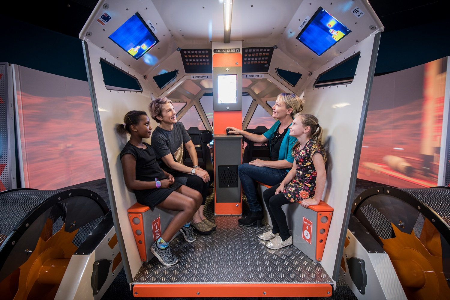 Test the Boundaries of Exploration with New Fall Exhibit Planet Pioneers