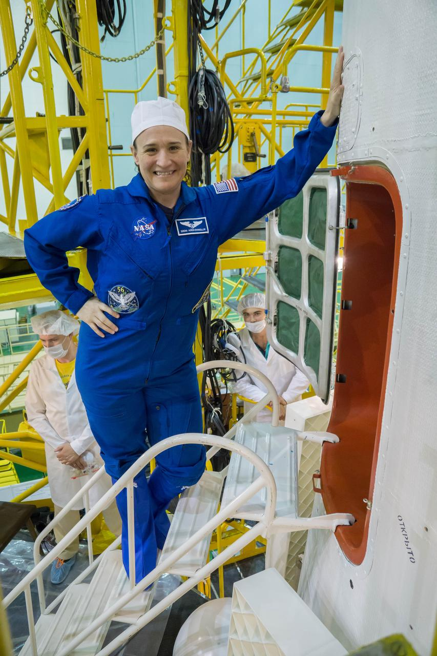 Astronaut Friday Serena Aunon Chancellor