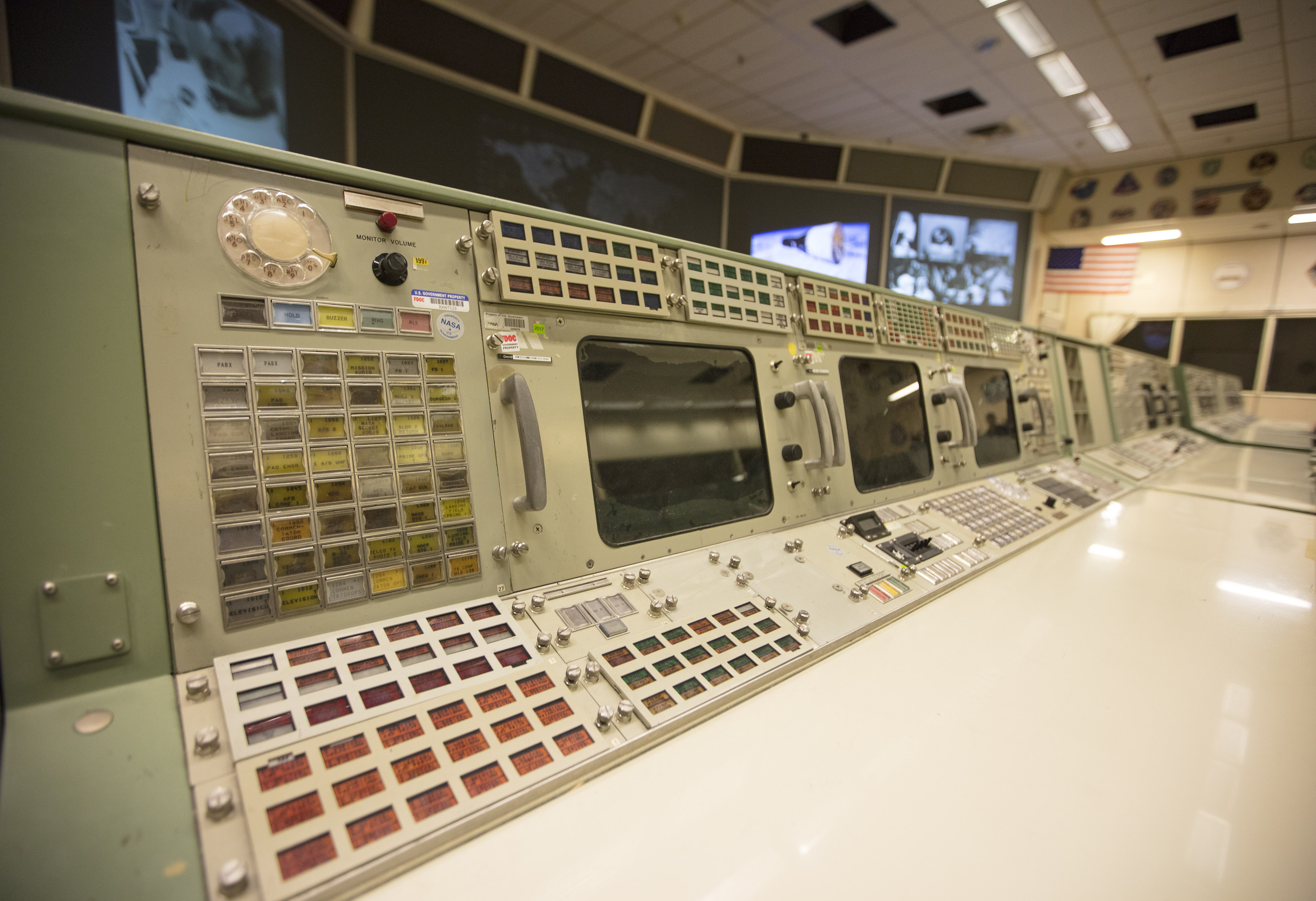 Nonprofit Space Center Houston Hosts Fall Luncheon Benefiting Restoration of NASA's Historic Mission Control