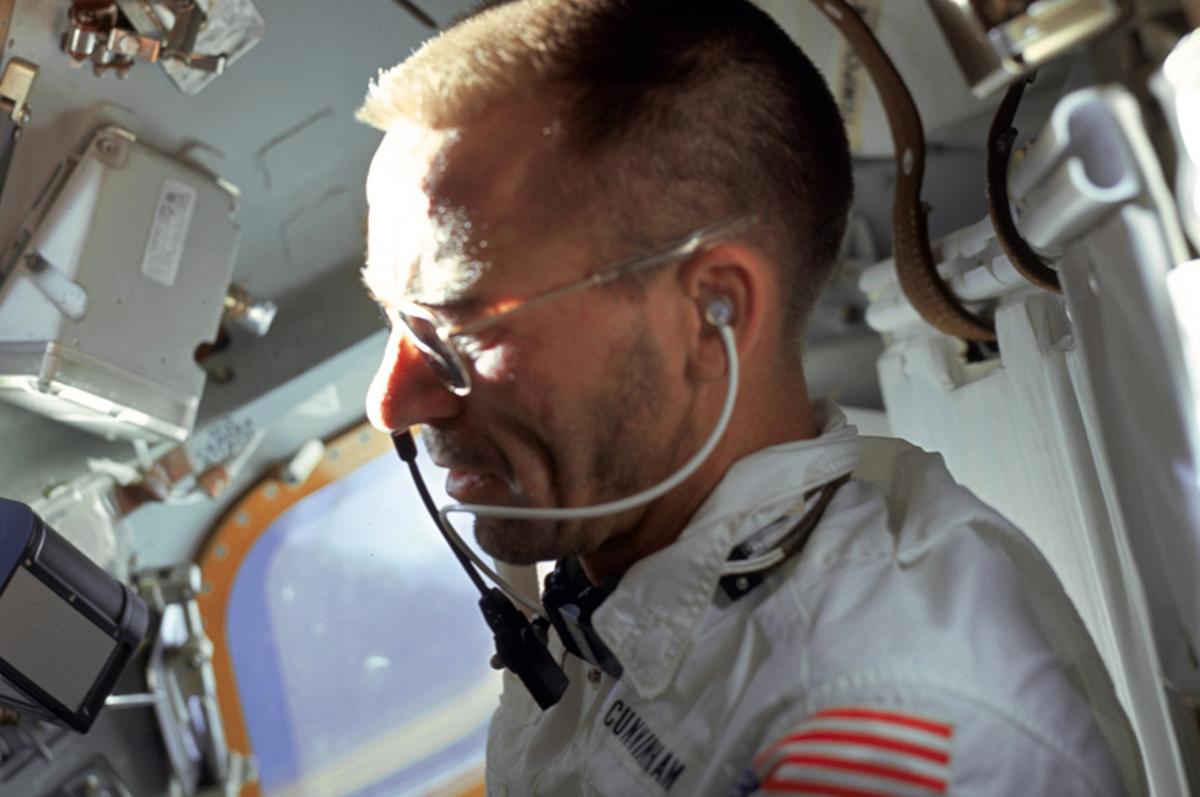 Astronaut Friday: Walt Cunningham