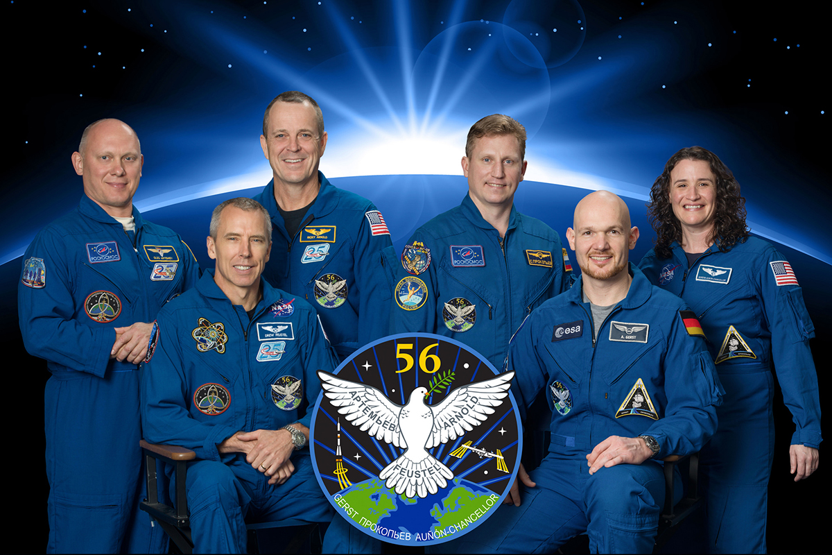 ISS Expedition 56
