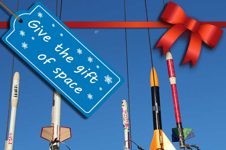 Give the gift of space