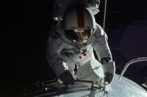 Astronaut Friday: Ronald Evans