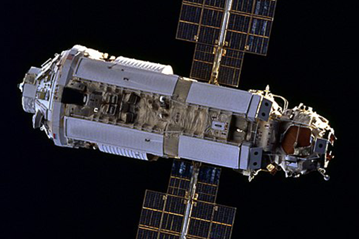 Zarya: The ISS gets its start