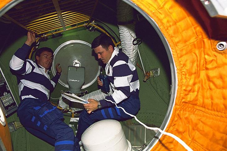 ZARYA: ISS gets its start
