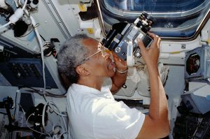 "Astronaut Friday: Guion ""Guy"" Bluford, Jr."