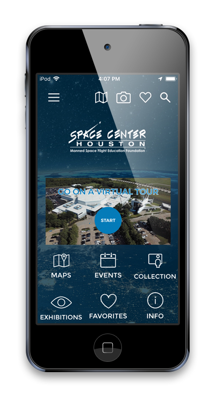Space Center Houston's New App Offers an Enhanced Visitor Experience