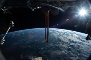 Image of the Week: An ISS Morning