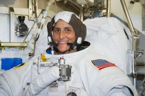 "Astronaut Friday: Sunita ""Suni"" Williams"