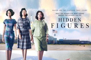 Discover Hidden Figures in our March Space on Screen movie