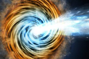 Image of the Week: Blazars, gamma rays and black holes