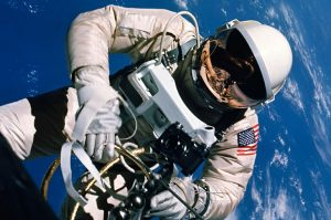 This day in history: Ed White becomes first American to walk in space