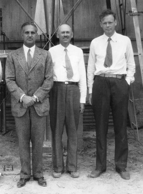 Charles Lindbergh and Robert Goddard