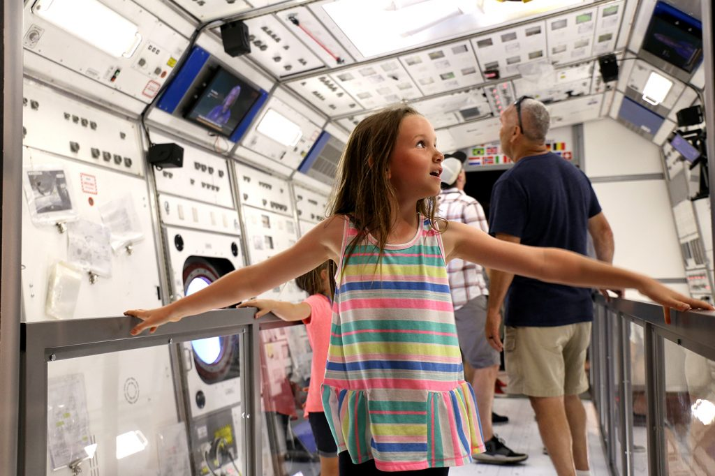 Photo gallery: Discover our new summer exhibit Journey to Space