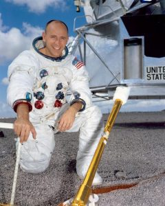 NASA astronaut Alan Bean