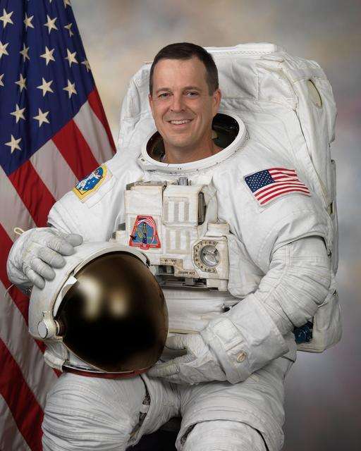 Astronaut portrait of Ricky Arnold
