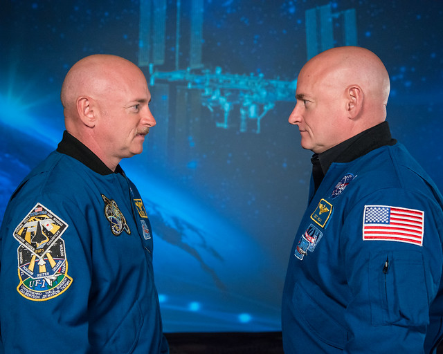 Space Center Houston Presents Scientists Behind  NASA's Twins Studies