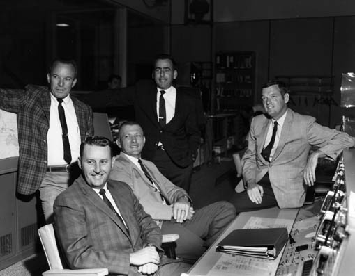 Apollo era Flight controllers