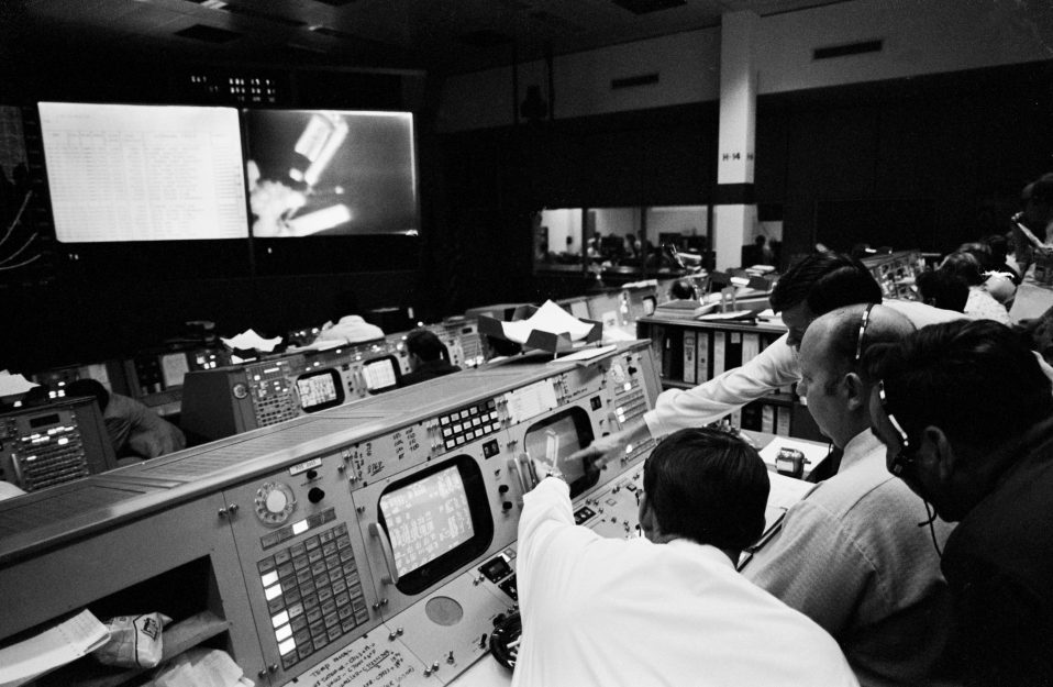 SKYLAB (SL) - ORBITAL WORKSHOP (OWS) - JSC