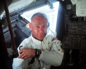 Astronaut Friday: Buzz Aldrin