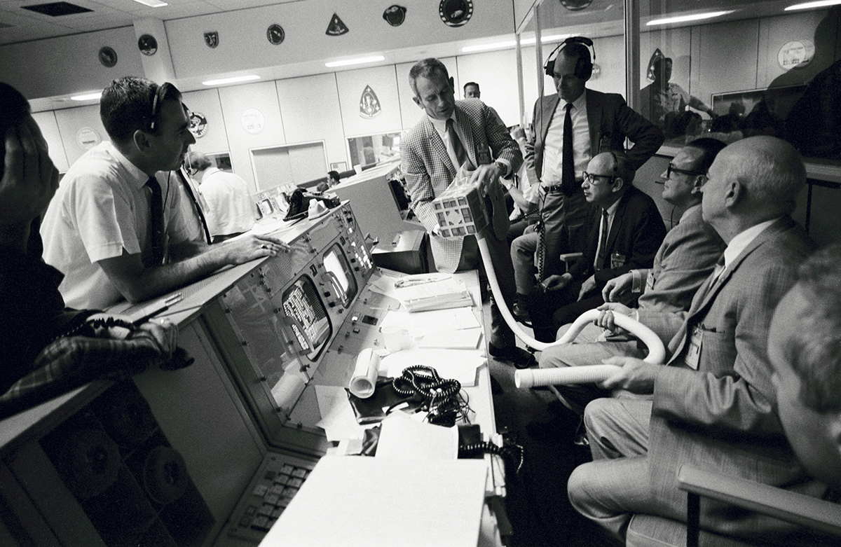 Mission Control Apollo 13