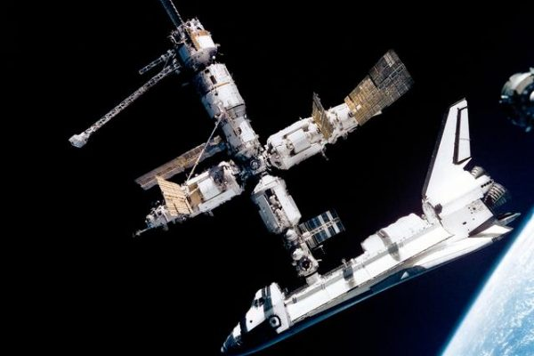 The First Docking: STS-71