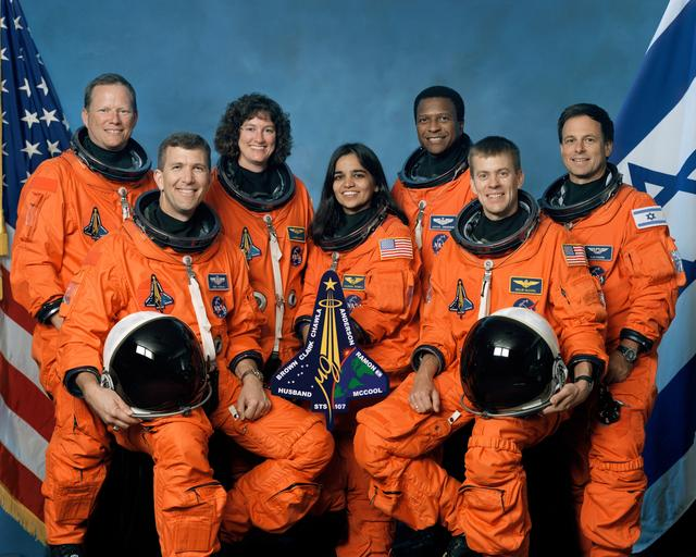 STS-107