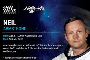 Astronaut Friday: Neil Armstrong