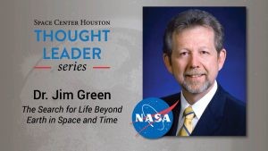 VIDEO: Thought Leader Series - Life Beyond Earth in Space and Time