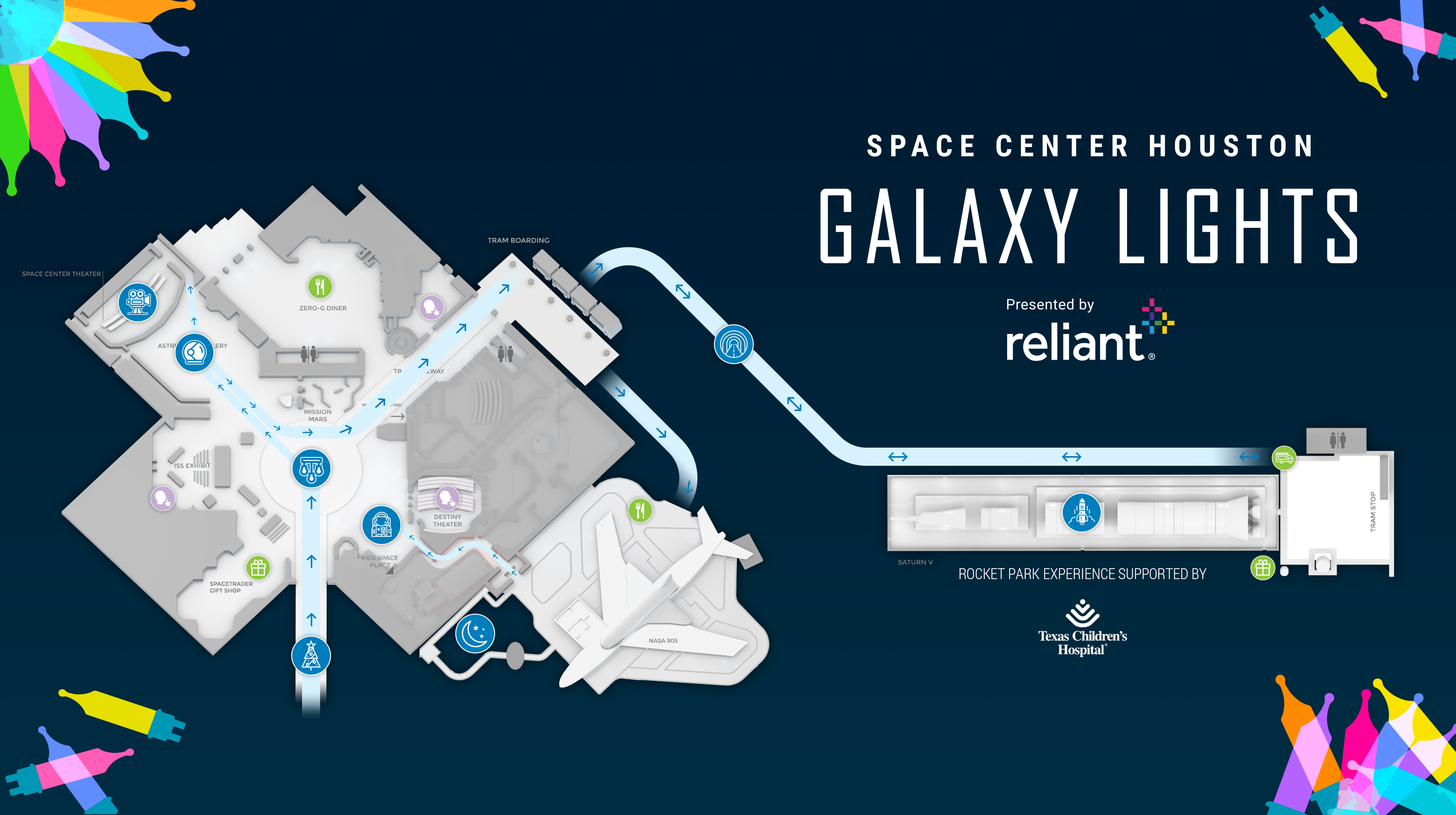 Galaxy Lights featuring reduced stimulation - Space Center ... on martin map, electric map, ubrs map, explorer map, rock map, caribbean map, pop map, man map, standard map, marshall map, stevens map, metal map, usa map, port map, string map, satellite map, paul map, st map, gibson map,