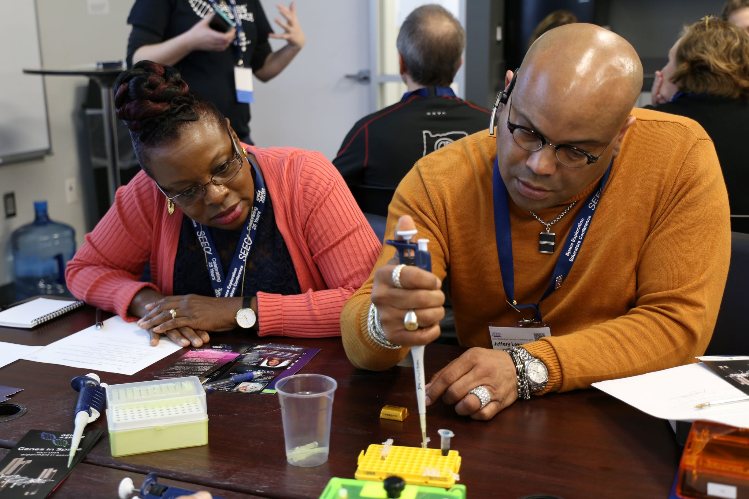 Space Center Houston Fuels Educators for the Next Giant Leap