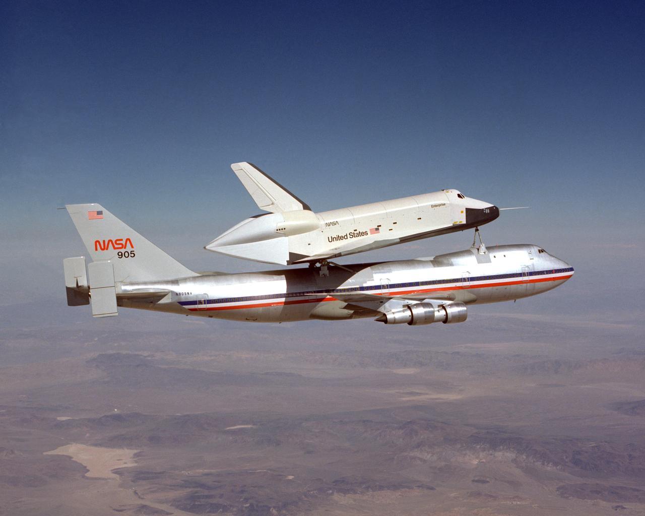 Mission Monday: Enterprise Flies Into A New Era
