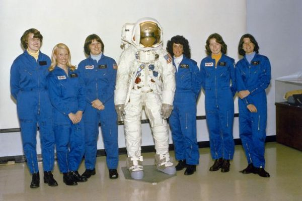 Early women of NASA